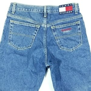 769521fb Tommy Hilfiger. Vtg 90s TOMMY HILFIGER Womens High Waist Mom Jeans